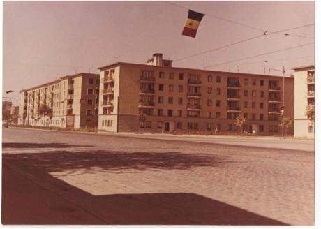 Cartier rezidential in anii 60.