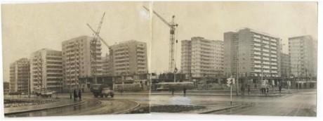 Blocuri de locuinte in constructie