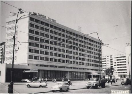 Hotel Nord, fotografie Agerpres