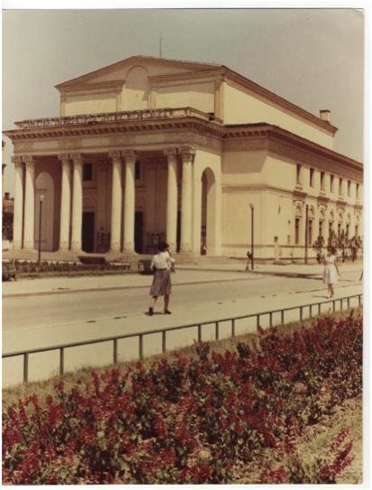 Teatrul Masca din Bucurestii Noi